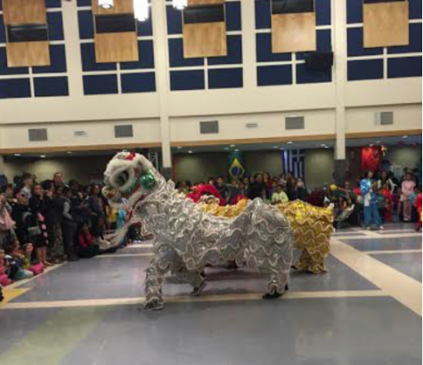 School hosts International Festival