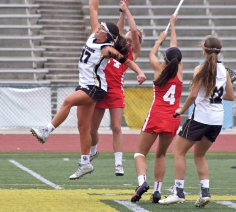 Girls' lacrosse wins CIF championship for 1st time
