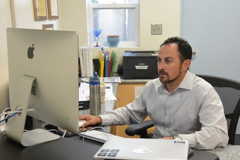 Jay Greenlinger, director of curriculum