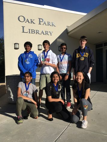 Oak Park claims third place at state Odyssey of the Mind competition