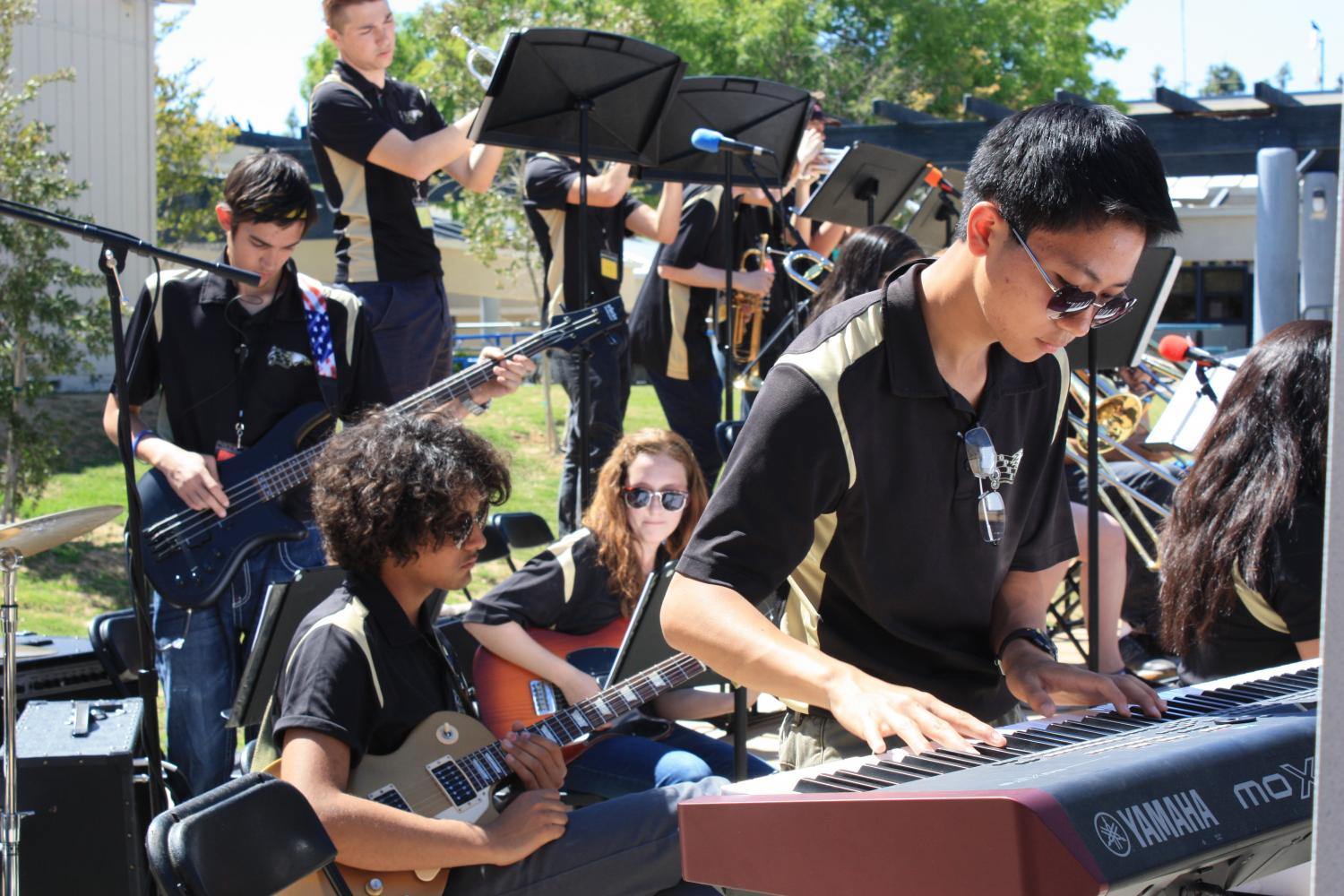 Music festival showcases middle, high school talent