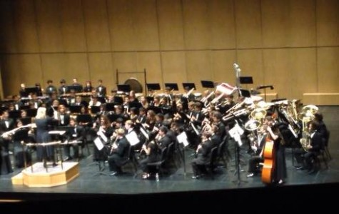 Students play in Ventura County Honor Band