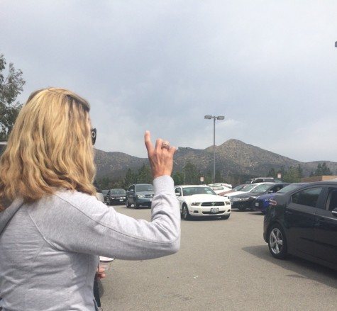 Students frustrated by lack of parking passes