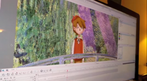 Student animation receives White House award