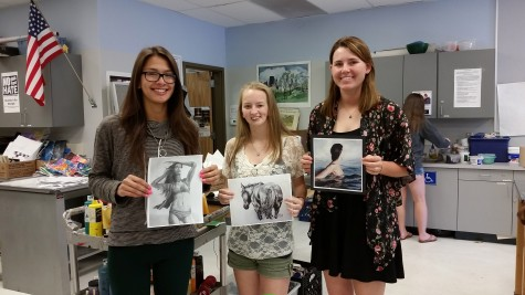 Westlake Art Guild showcases student artwork