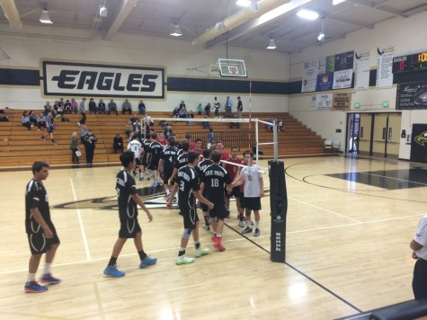 Boys' volleyball experiences greatest success in years