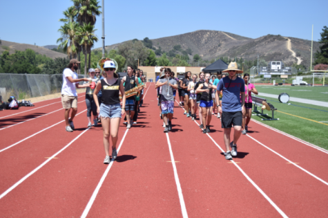 Marching band program expands