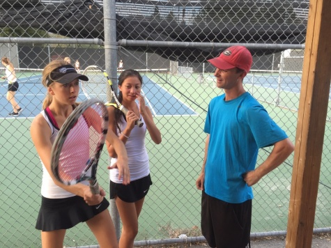 Legacy of girls' tennis lives on