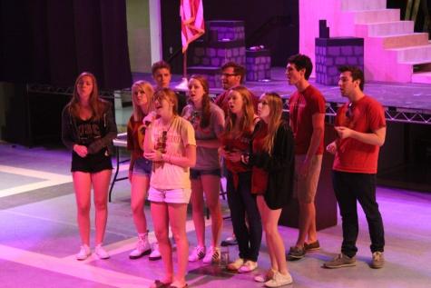 USC a cappella group hosts singing workshop