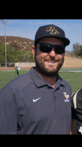 Casey Webb, football head coach