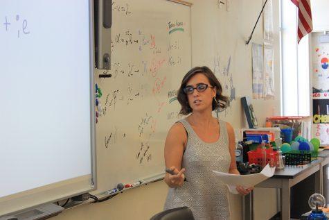 Zaloa Goiri Virto, chemistry teacher