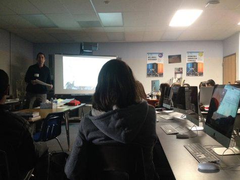 Cartoon animator talks art careers at OPHS