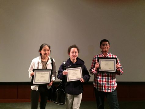 Sophomore takes third place at UCLA Brain Bee