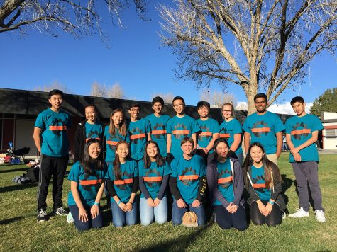Science Olympiad team places sixth at regionals