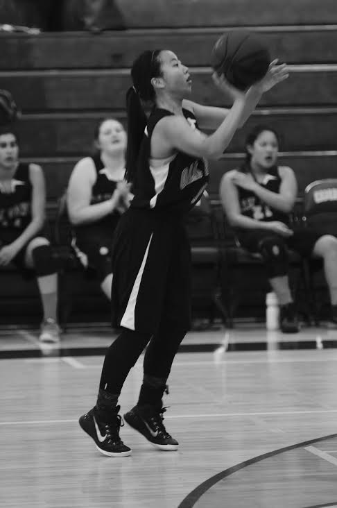 Senior+Ashley+Yeow+shoots+ball+during+a+basketball+game.+The+addition+of+a+frosh-soph+team+will+allow+others+to+participate+in+the+basketball+program+%28photo+courtesy+of+Ashley+Yeow%29.