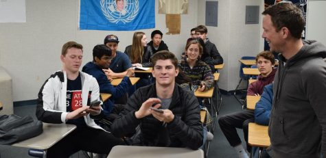 Advanced Placement Economics class added due to increase in student enrollment