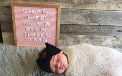 Heinrich Baby Arrives