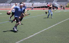 Seniors compete in annual Quidditch tournament