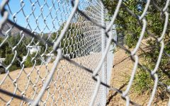 New fencing, panic bars and public use facilities
