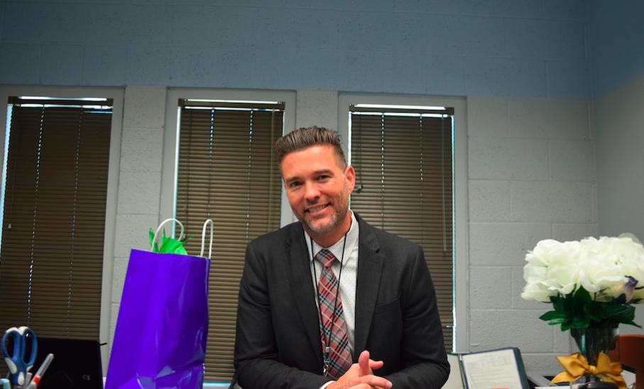 Previous Assistant Principal, Bryan Martin