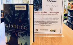 "Community joins for ""Wishtree"" discussion"