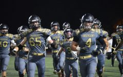 Varsity football wins homecoming game