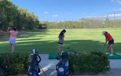 Girls' golf swing their way to victory