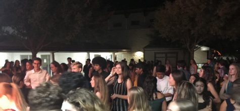 Record 750 students attend this year's homecoming