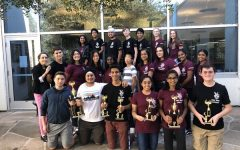 Debate team succeeds at competitions.