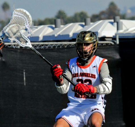Junior Tyler Bradbury committed to University of Utah to continue his lacrosse career Nov. 14.