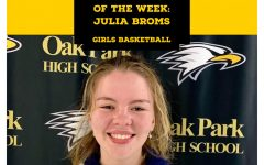 Athlete of the Week : Julia Broms