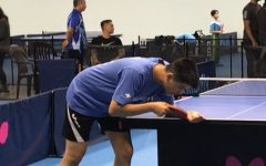 'Qing' of Table Tennis