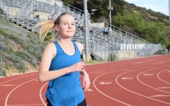 Solei Burgess returns to track