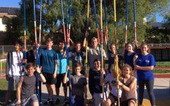 Pole vaulting returns to track program
