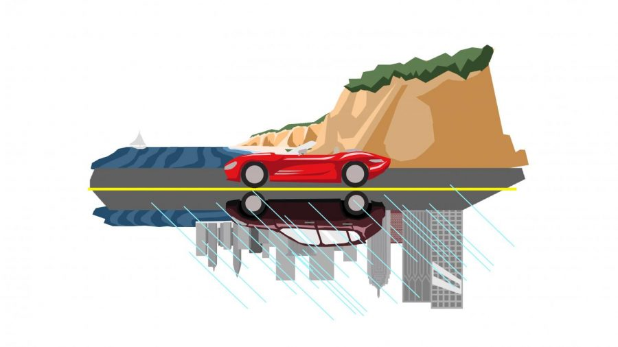 Driving+conditions+on+the+west+coast+are+different+from+driving+on+the+east+coast+