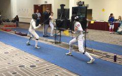 Tiffany Lu: fencing maven
