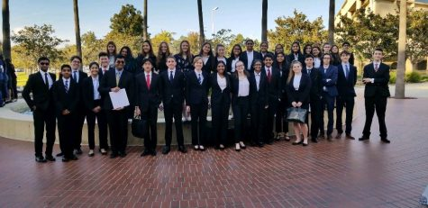 Mock Trial wins big at competition
