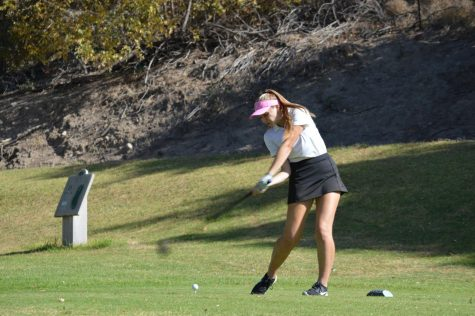 Girl's Golf Makes It to CIF Championships for Individual and Team