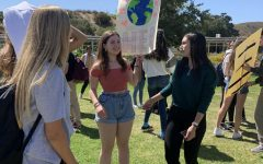 OPHS students partake in national climate strike