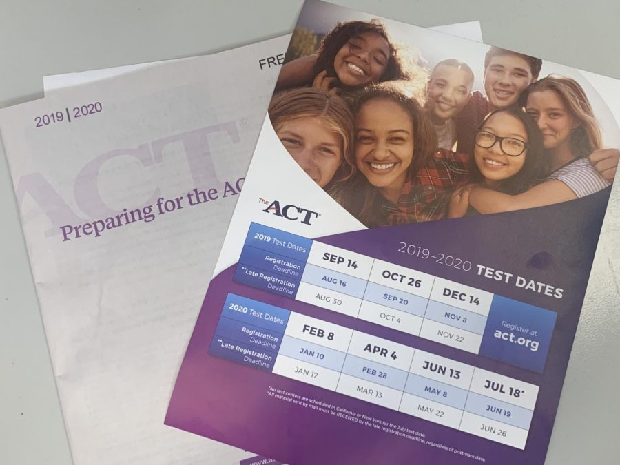 ACT+changes+their+policies+regarding+test-taking+beginning+the+2020-21+school+year.+New+policies+will+affect+current+juniors+and+younger.