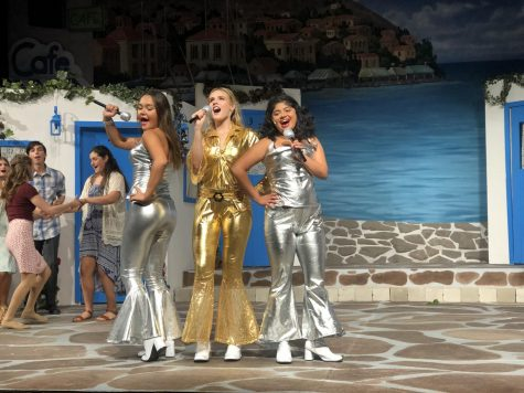 """Mamma Mia!"" debuts as OPHS fall musical"