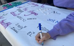 Advanced Peer Counseling organizes mental health awareness event