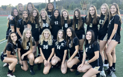 Girls Varsity soccer ranked second in league