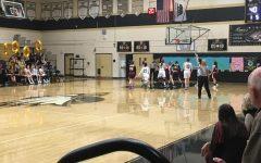 Girls Varsity basketball moves up a division